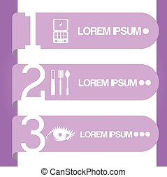 make up infographics design, vector illustration eps10...