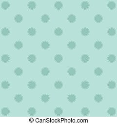 Abstract background in a circle