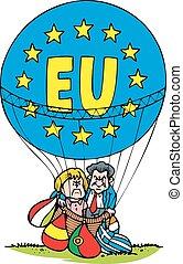 european union as crisis symbol