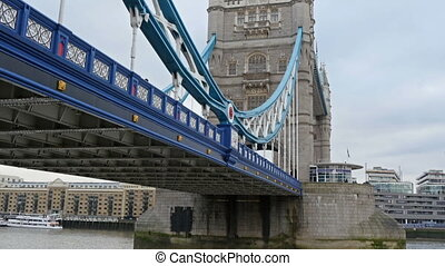 The beautiful London Bridge in London