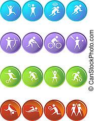 sport set round