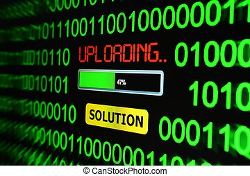 Upload solution