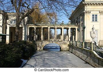 Lazienki Gardens
