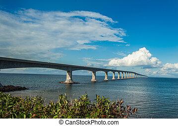 Confederation Bridge,Canada
