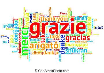 Grazie Clipart and Stock Illustrations. 144 Grazie vector ...