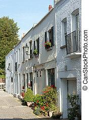London Mews Houses in Sth Kensington