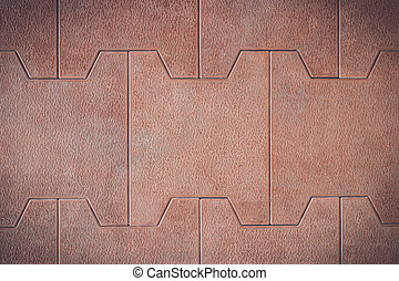 Rubber flooring  - Close Rubber flooring  background