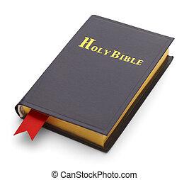 azul, bíblia,
