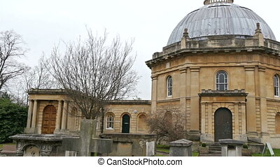 A big chapel or church found in the cemetery of London It is...