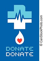 Medical donate - Creative design of Medical donate
