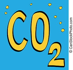cartoon CO2
