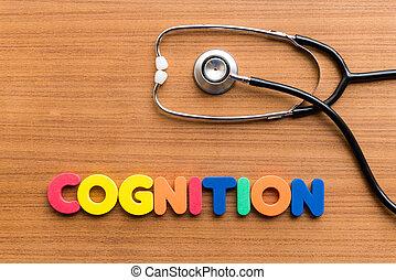 cognição,