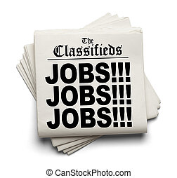 Classifieds Jobs Headline - Newspaper Classifieds Jobs...