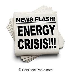 energía, crisis,