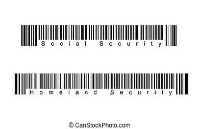 Government Bar Codes