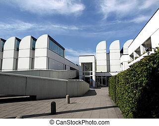 Modern architecture in Berlin in Germany (Deutschland)
