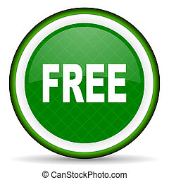 free green icon