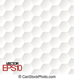 Seamless pattern of the hexagonal net modern design
