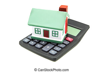 home finances - calculator  for mortgage calculator