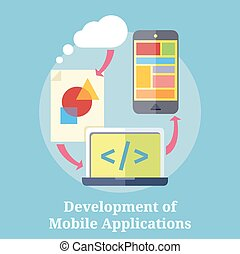 Development of Mobile Applications - Concept for mobile...