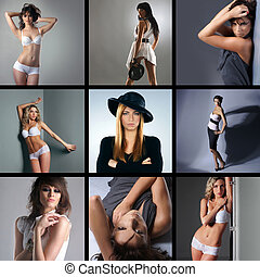 Great collection of fashion shoots.
