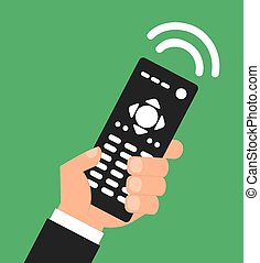 remote control design,vector illustration eps10 graphic
