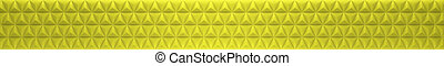 High Detail Yellow Panoramic Background (Website Head) - A...