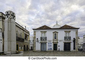 Church of Nossa Senhora da Soledade, Municipal Museum entry...