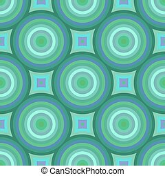 Retro vintage wallpaper - Colorful retro patterns geometric...
