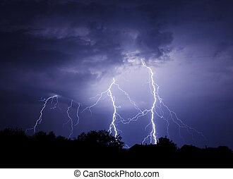 Lightning Bolt Strike