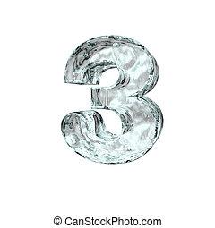 frozen number three