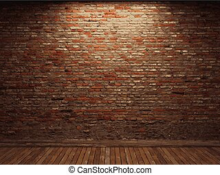 vector brick background