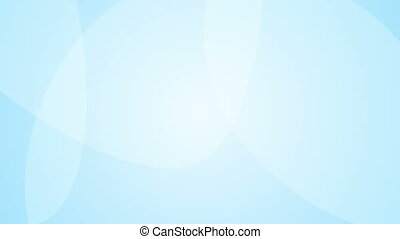 Animated blue background - Abstract blue background looped...