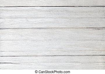texture white vintage teak wood white background