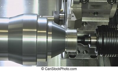 Machine tool - The machine tool for metal working