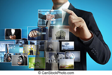 The man preview digital photo - the man preview digital...