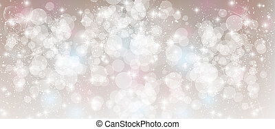 Gentle multicolored bokeh sparkly website headerbanner