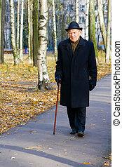Imposing Old Man