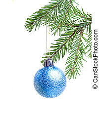 green branches of the pine,embellishment cristmas