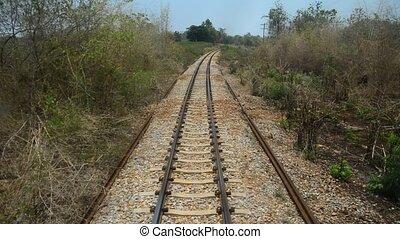 Railway in Thailand
