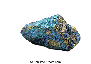 Chalcopyrite - Bornite - Sample of a beautiful Chalcopyrite...