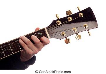 Guitar Chord C Major