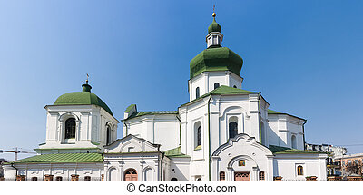 St. Nicholas Church in Kiev, Ukraine