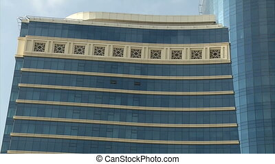 Hotel Panorama Baku to palm down hd