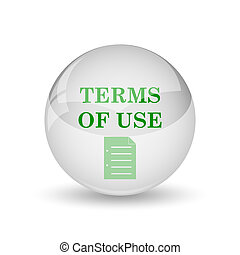 Terms of use icon