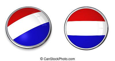 Banner Button Netherlands