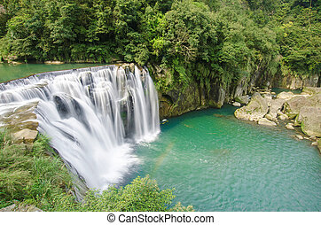 Shifen Waterfall,Taiwan