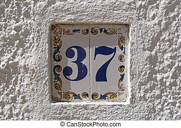portugese street number 37
