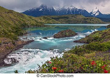 Torres del Paine - Patagonia - Chile - Torres del Paine...