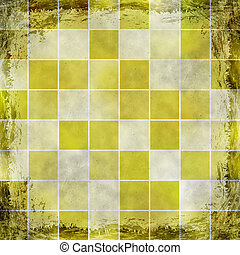 Yellow, Gold, grunge background Abstract vintage texture...